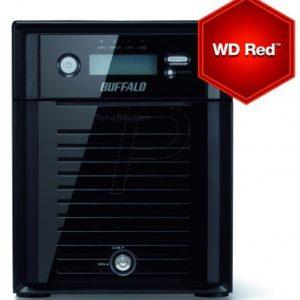 G09D17 - Disque Ethernet  4.0To (4000GB) - BUFFALO TeraStation 5400 WSS-R2 WGL [WS5400DR0404W2-EU]