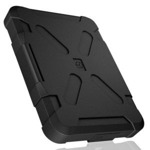 """G11K01 - Boitier externe pour HDD/SSD 2.5"""" SATA - ICY BOX [ IB-278U3 ] - Noir (Hdd 9.5mm) IP54 – splash waterproof and dust tight"""