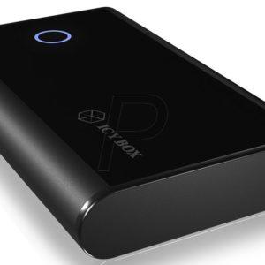 "G11K03 - Boitier externe pour HDD 3.5"" SATA - ICY BOX [ IB-373U3 ] - Noir"