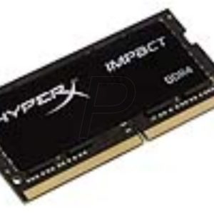 G11X13 - DDR4  4GB DDR2133 SO-DIMM Notebook - KINGSTON HyperX Impact [HX421S13IB/4]