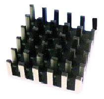 G12B22 - RASPBERRY PI Radiateur passif BGA 21x21x9 mm - [2084426]