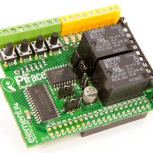 G12B31 - RASPBERRY PI I / O carte d'extension pour Rasberry PI B + - [2434230]