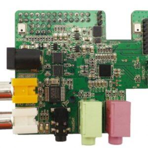 G12B39 - RASPBERRY PI Wolfson Audio Card for Raspberry Pi - [2347264]