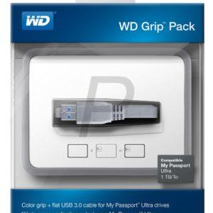 G12F11 - WESTERN Pack Grip 1TB [WDBZBY0000NSLEASN] Fumée