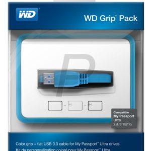 G12F14 - WESTERN Pack Grip 2/3TB [WDBFMT0000NBLEASN] Bleu ciel