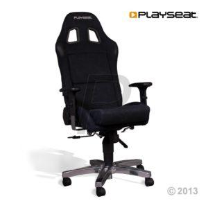 G13H07 - PLAYSEAT Office Seat Alcantara black