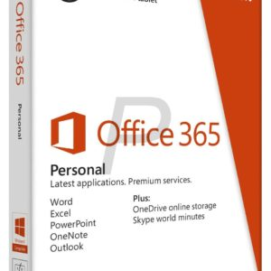 G19J17 - MICROSOFT Office 365 Personnel 1 an 1 licence 1 PC ou Mac - No CD/DVD [QQ200012] ESD  - Clé envoyée par mail