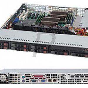 "G20A14 - Rack 19"" SUPERMICRO Chassis 1U SC113MTQ-330CB - 330W AC power supply w/ PFC"