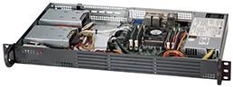 """G20A20 - Rack 19"""" SUPERMICRO SC504-203B"""