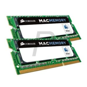 G21J02 - DDR3L 16GB [2x8GB] DDR1600 (PC3-12800) SO-DIMM Notebook - CORSAIR MAC [CMSA16GX3M2A1600C11] 1.35v