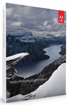 G21L08 - ADOBE Lightroom V6 Multiple Platforms French Retail 1 USER Retail-Box [65237571]