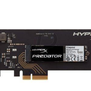 G22D01 - SSD Drive  240 GB KINGSTON PREDATOR PCI-Express SSD Solid State disk [SHPM2280P2H240G]