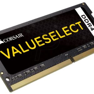 G24X18 - DDR4  8GB DDR2133 SO-DIMM Notebook - CORSAIR Valueselect [CMSO8GX4M1A2133C15]