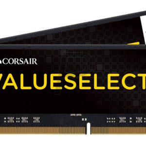 G24X19 - DDR4  8GB [2x4GB] DDR2133 SO-DIMM Notebook - CORSAIR Valueselect [CMSO8GX4M2A2133C15]