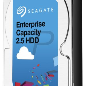 """G29A04 - Disque 2.5"""" 2.0To (2000GB) SAS 12Gb/s - 7200 SEAGATE Entreprise 128MB 5xx Emulation SED [ST2000NX0343]"""