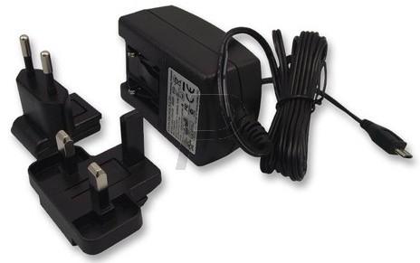 H01D20 - RASPBERRY PI Alimentation pour Raspberry Pi 3 5Volt, 2.5 Ampere avec Micro-USB [2520786]