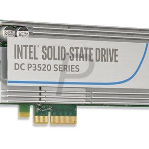 H01X12 - SSD Drive 2.0To (2000GB) INTEL SSD DC P3520 SERIES 2.0TB PCIE Intel® SSD DC P3520 Series (2.0TB, 1/2 Height PCIe 3.0 x4, 3D1, MLC) [SSDPEDMX020T701]