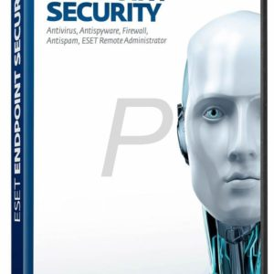 H03E04 - ESET Endpoint Security Business 5PC 1 an - No CD/DVD - Clé envoyée par mail