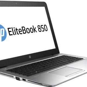 "H04A16 - HP EliteBook 850 G3 - Intel i5-6200U/15.6"" FHD SVA AG/1x8Gb/SSD 256Gb M2 SATA/Windows 7 Pro (rétrogradation) + Windows 10 Pro - [T9X19EA#UUZ]"