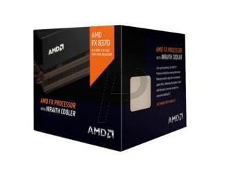 H04G14 - AMD FX 8370 4.3GHZ BLACK AMD FX 8370, 4/4.3 GHz, 8 MB, AM3+ [FD8370FRHKHBX]