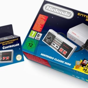 H04H28 - NINTENDO Classic Mini: Nintendo Entertainment System