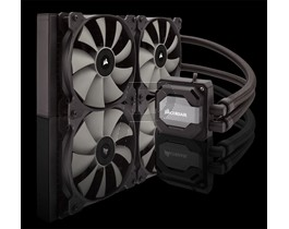 H06A07 - CORSAIR Cooling Hydro Series H110i [ Liquid Cooler pour Socket : Intel LGA 1150/1151/1155/1156/1366/2011/2011v3 - AMD AM2/AM3/FM1/FM2 ]