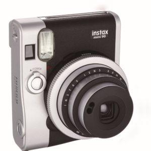 H06L13 - FUJIFILM Instax Mini 90 Neo Classic Appareil photo instantané numérique, focale 60mm [52161196]