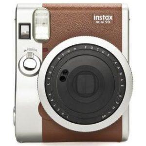 H06L14 - FUJIFILM Instax Mini 90 Neo Classic Appareil photo instantané numérique, focale 60mm [52161197]