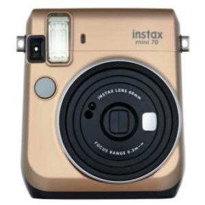 H06L20 - FUJIFILM Instax Mini 70 Appareil photo instantané numérique [52161209]