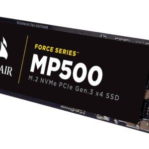 H09L07 - SSD  480 GB M.2 PCIe CORSAIR Force MP500 TLC PCIe M.2 2280 [CSSD-F480GBMP500]