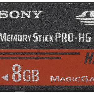 H10B28 - Memory Stick PRO-HG Duo  8000MB ( 8GB ) - SONY MSHX8B
