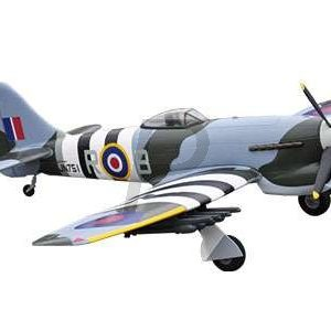 H10E03 - AMEWI Hawker Tempest PNP Warbird, PNP, 4-Kanal [24047]