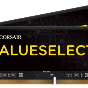 H12B04 - DDR4 32GB [2x16GB] DDR2133 SO-DIMM Notebook - CORSAIR Valueselect [CMSO32GX4M2A2133C15]
