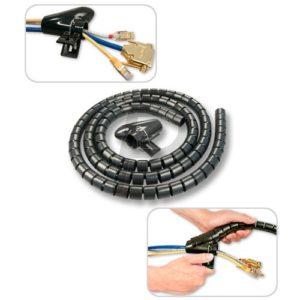 H12E31 - LINDY Spirale pour câble 2 mètres [40575]
