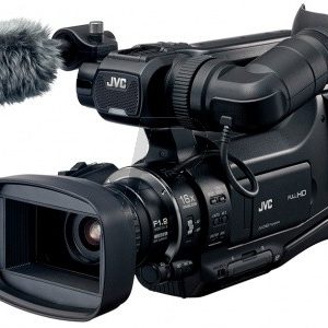 H19C18 - JVC GY-HM70E Full HD Shoulder-mounted Events Camcorder with 16x Lens