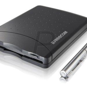 "H20G13 - FREECOM CLASSIC FLOPPY DRIVE USB Externes USB Disketten-Laufwerk 8,9cm (3,5"") [22767]"