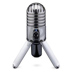 H21F06 - SAMSON Meteor Mic, USB-Mikrophone 25mm [METEORMIC]