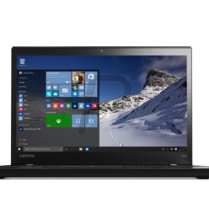 "H26H01 - LENOVO ThinkPad T460s - Intel i7-6600U/14"" FHD/12GB/SSD 512GB/LTE/Windows 10 Pro - [20F9005WMZ]"