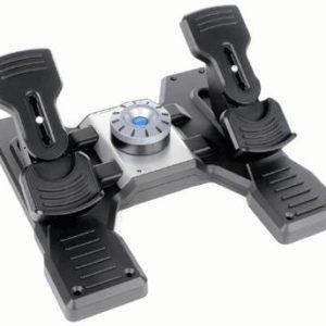 H27J11 - LOGITECH G Saitek Pro Flight Rudder Pedals tbd [945-000005]