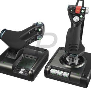 H27J17 - LOGITECH G Saitek X52 Pro Flight Control System tbd [945-000003]