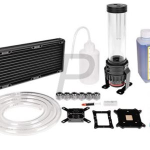 H28A04 - THERMALTAKE pacific R360 D5 Kit Watercooling Kit [CL-W115-CA12BU-A]