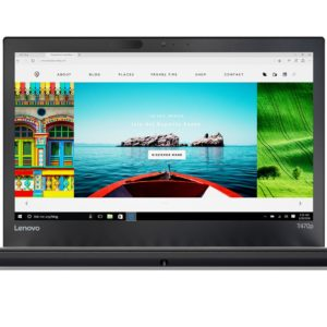 "I01E11 - LENOVO ThinkPad T470p - Intel i7-7700HQ/14"" WQHD IPS/16 GB (2x8GB)/SSD 512GB/Geforce 940MX/LTE/Windows 10 Pro - [20J60016MZ]"
