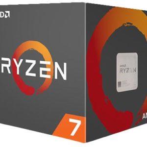 I02C02 - AMD Ryzen 7 1700X Octo-Core [Socket AM4 - 4Mb - 3.4 GHz - CMOS 14nm - 95W] - sans Ventilateur