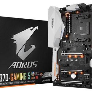 I03C23 - GIGABYTE Aorus GA-AX370-Gaming 5 ( AMD X370 - Socket AM4 )