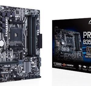 I03C29 - ASUS PRIME B350M-A uATX ( AMD B350 - Socket AM4 )