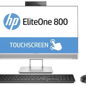 "I03G09 - PC-HP EliteOne 800 G3 AiO NT i5-7500 256GB SSD PCIe, 1x 8GB DDR4 2400 RAM, 23.8"" FHD Non-Touch, DVDRW, Windows 10 Pro [2KS32EA#UUZ]"