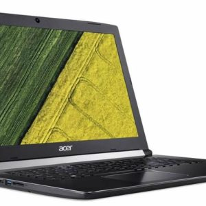 "I04J02 - ACER Aspire 5 A517 - Intel i7-8550U/17,3""/8Gb + 4Gb/SSD 256Gb + Hdd 1000Gb/Geforce MX150/DVD±RW/Windows 10 Home - [NX.GSXEZ.011]"