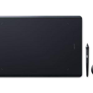 I07C17 - WACOM INTUOS PRO L SOUTH Intuos Pro L South, 430 x 287 x 8mm, Pro Pen 2, 8192 pen pressure levels, 8 ExpressKeys, Bluetooth [PTH-860-S]