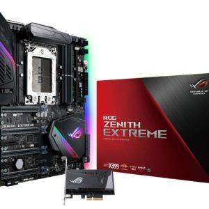 I08H07 - ASUS ROG ZENITH EXTREME ( AMD X399 - Socket TR4 )