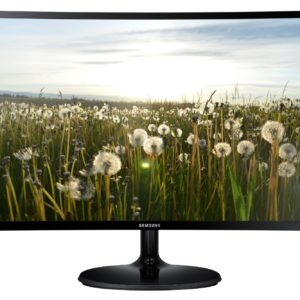 "I10D08 - TV LED  27"" SAMSUNG L27F390 Curved TV Monitor 1920x1080,VGA,HDMI,VA,CI+-Slot, TV-Tuner"